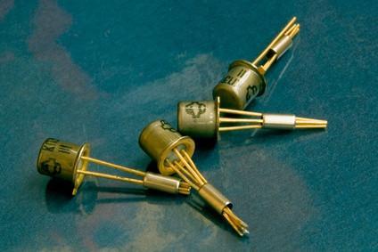 DIY Transistor Voltage Regulator