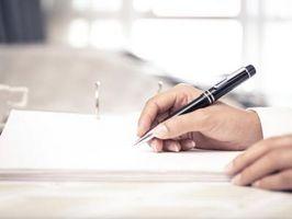 Hvordan skrive en takkebrev til en datter svigersønn