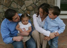Slik behandler familiekonflikt