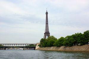 Den beste bryllupsreisen hotellene i Paris