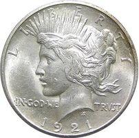 Hvordan identifisere Fred Silver Dollars