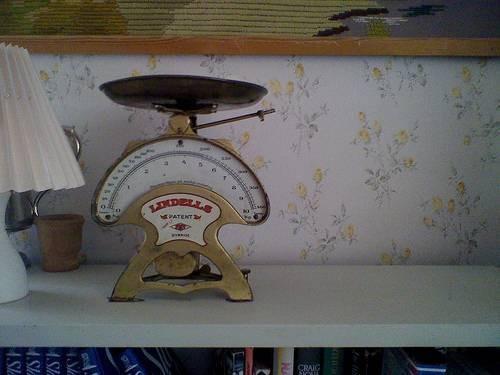 Hvordan samle Vintage Scales