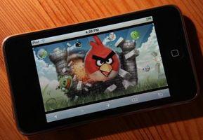 Hvordan åpne den andre Egg i «Angry Birds»