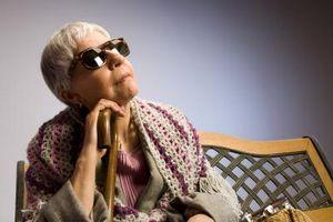 Senior Aktiviteter for the Blind