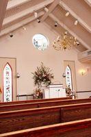 Vinter Wedding dekorere ideer ved Lights