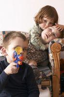 Hvordan leve i en Double Wide med tre barn