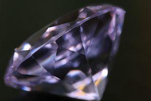 Hvordan Paint Sugar Diamonds