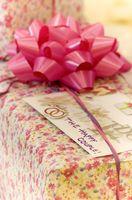 Uvanlig Wedding Gift Ideas
