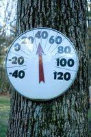 Hvordan finne Past Været Temperaturer i måneder