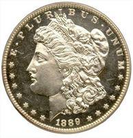Gradering Morgan Silver Dollars
