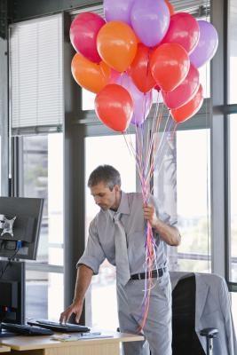 Hvordan Extreme Dekorer med ballonger