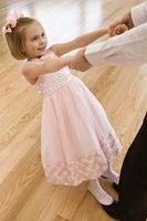 Hvordan involvere barn på et løfte fornyelse seremoni
