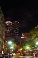 Aktiviteter for enslige i Boston