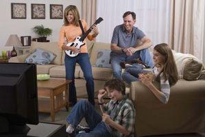 Hvordan laste ned sanger til Wii Rockband2