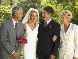 Hva gjør Mødre av Grooms Wear for bryllup?