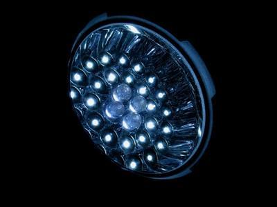 Slik installerer LED-lys på en ATV