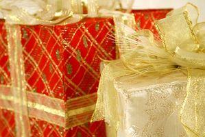 Pre-Pakket julegaver for menn
