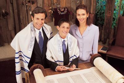 Bar Mitzvah service prosjekter