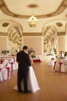 Wedding Hall dekorasjoner