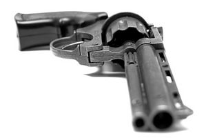 WD40 Gun Cleaning