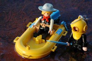 Hvordan identifisere Playmobil figurer