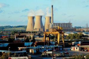 Atomreaktorer Involvert i Land forurensnings