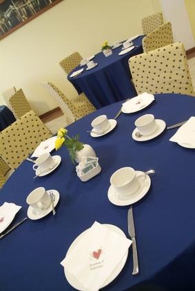 Hva er en Blue & Gold Banquet?