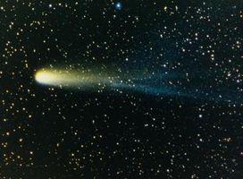 Hvordan Comets Change som de beveger seg?