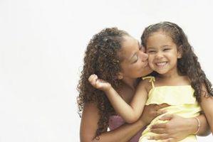 Hvorfor Kids Trenger Hugs