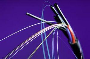 Forskjeller mellom Optiske kabler