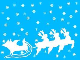 Hvordan lage papir Reindeer Antlers