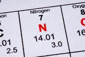 Fakta om Nitrogen Gas