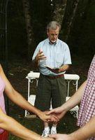 Hva er de plikter far til brudgommen på en forberedelsesmiddag?