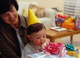Gift Ideas for en to år gammel gutt