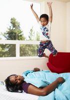 Hvordan holde barn fra å våkne opp for tidlig