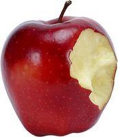 Hva skjer med en Apple Når det ødelegger?
