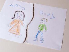 Hvordan hjelpe tenåringer takle en skilsmisse