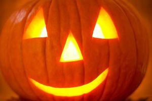 Halloween karneval i Woodlands, Texas