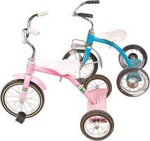 En DIY Tricycle Frame