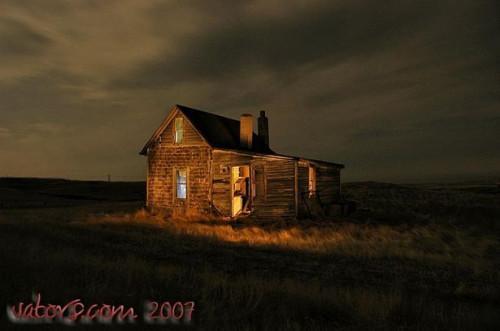 Hvordan Ghost Hunt i Saskatchewan