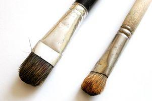 Tutorial om hvordan du bruker Brush Stroke
