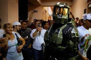 "Hvordan Få Energy Sword Prop i «Halo III"""