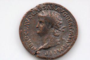 Hvordan identifisere gamle mynter