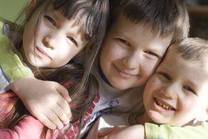 Hvordan hjelpe små barn lærer