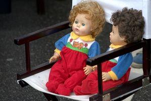 Hvordan lage en enkel Baby Doll Top