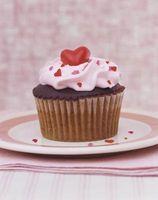 Barnas Valentinsdag Cupcake dekorere ideer