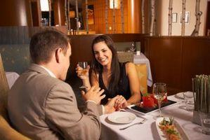 Hvordan du velger en kjole for en middag dato
