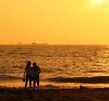 Beach Bryllupsreise Gaver