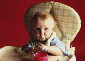Hva bør en 16-måneder gamle spise?
