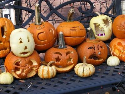 Halloween Party forrett Ideas
